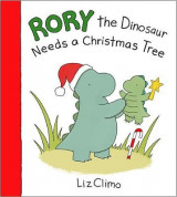 Omslag - Rory the Dinosaur Needs a Christmas Tree