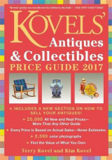 Omslag - Kovels' Antiques and Collectibles Price Guide 2017