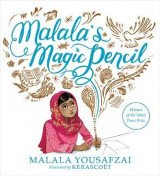 Omslag - Malala's Magic Pencil