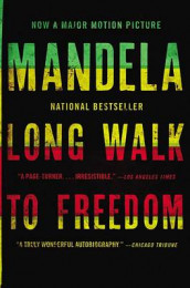 Long Walk to Freedom av Nelson Mandela (Heftet)