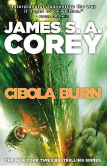 Cibola Burn av James S A Corey (Heftet)