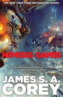 Nemesis Games av James S A Corey (Heftet)