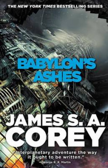 Babylon's Ashes av James S A Corey (Innbundet)