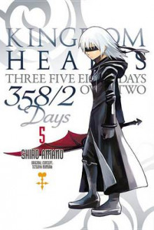 Kingdom Hearts 358/2 Days: Vol. 5 av Shiro Amano (Bok uspesifisert)