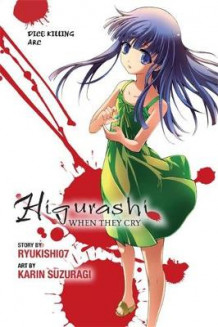 Higurashi When They Cry: Dice Killing ARC av Ryukishi07 (Bok uspesifisert)