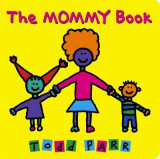 Omslag - The Mommy Book