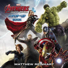 Marvel's Avengers: Age of Ultron: A Pop-Up Book av Matthew Reinhart (Innbundet)