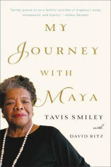 My Journey with Maya av Tavis Smiley (Heftet)