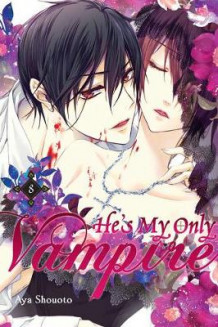He's My Only Vampire: Vol. 8 av Aya Shouoto (Heftet)