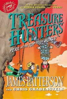 Treasure Hunters: Peril at the Top of the World av James Patterson og Chris Grabenstein (Innbundet)