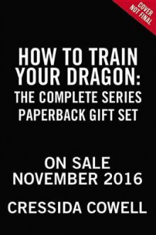 How to Train Your Dragon: The Complete Series av Cressida Cowell (Heftet)