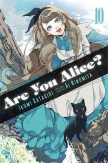 Are You Alice?: Vol. 10 av Ikumi Katagiri (Bok uspesifisert)