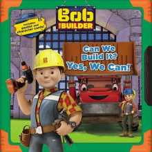 Bob the Builder: Can We Build It? Yes, We Can! av Mattel og Emily Sollinger (Heftet)