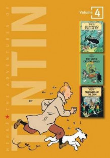 Adventures of Tintin 3 Complete Adventures in 1 Volume: WITH The Seven Crystal Balls AND Prisoners of the Sun av Herge (Innbundet)