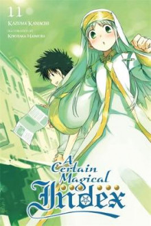 A Certain Magical Index, Vol. 11 (light novel) av Kazuma Kamachi (Heftet)