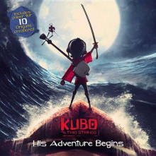 Kubo and the Two Strings: His Adventure Begins av Lucy Rosen (Heftet)