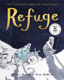 Refuge av Anne Booth (Innbundet)