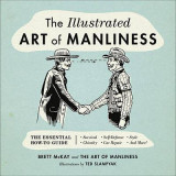 Omslag - The Illustrated Art of Manliness