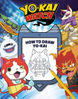 Omslag - Yo-Kai Watch: How to Draw Yo-Kai!