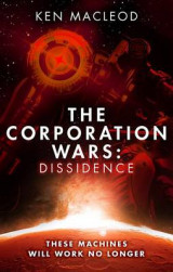Omslag - The Corporation Wars: Dissidence
