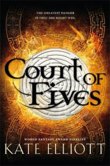 Court of Fives av Kate Elliott (Heftet)