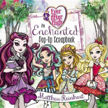 Ever After High: An Enchanted Pop-Up Scrapbook av Matthew Reinhart (Innbundet)