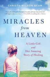 Omslag - Miracles from Heaven