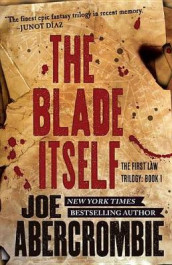 The Blade Itself av Joe Abercrombie (Heftet)