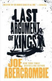 Last Argument of Kings av Joe Abercrombie (Heftet)
