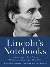 Omslag - Lincoln's Notebooks