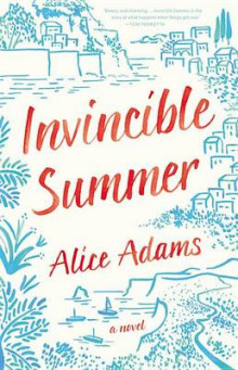Invincible Summer av Alice Adams (Innbundet)