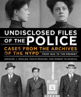 Omslag - The Undisclosed Files of the Police