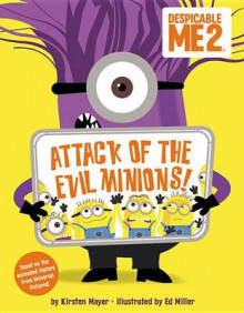 Despicable Me 2: Attack of the Evil Minions! av Kirsten Mayer (Heftet)