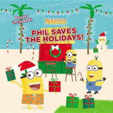 Minions Paradise: Phil Saves the Holidays! av Trey King (Heftet)