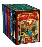 Omslag - The Land of Stories Hardcover Gift Set