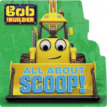 Bob the Builder: All about Scoop! av Mattel og Cindy Lucci (Pappbok)