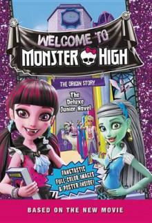 Monster High: Welcome to Monster High av Perdita Finn (Innbundet)