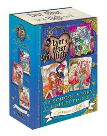 Ever After High: A School Story Collection II av Suzanne Selfors (Innbundet)