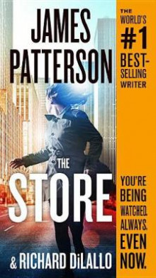 The Store av James Patterson (Innbundet)