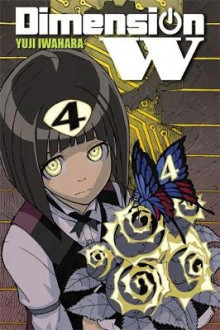 Dimension W: Vol. 4 av Yuji Iwahara (Heftet)