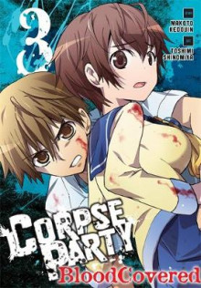 Corpse Party: Blood Covered: Vol. 3 av Makoto Kedouin (Heftet)
