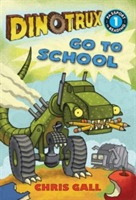 Dinotrux go to School av Chris Gall (Heftet)