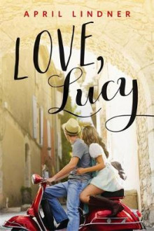 Love, Lucy av April Lindner (Heftet)