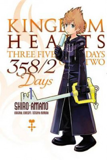 Kingdom Hearts 358/2 Days Volume 1 av Shiro Amano (Heftet)