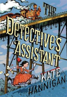 The Detective's Assistant av Kate Hannigan (Innbundet)
