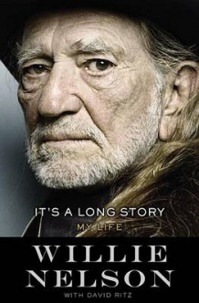 It's a Long Story av Willie Nelson (Innbundet)