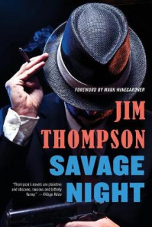 Savage Night av Jim Thompson (Heftet)