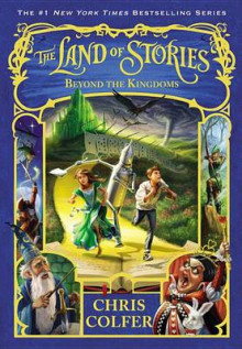 The Land of Stories: Beyond the Kingdoms av Chris Colfer (Heftet)