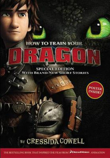 How to Train Your Dragon Special Edition av Cressida Cowell (Heftet)