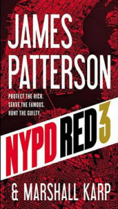 NYPD Red 3 av Marshall Karp og James Patterson (Innbundet)